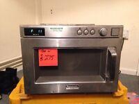 Panasonic NE-1846 1800w microwave spares or repairs