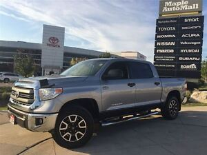 2014 Toyota Tundra CREWMAX TRD 4X4 OFF-ROAD PKG 1 OWNER TOYOTA C