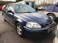 1998 Honda Civic - Breaking for Parts