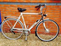 Gazelle Premium Dutch City Bike fully serviced excellent Condition