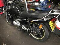 Giantco hy 125-7 motorbike 58-plate 2009! good runner! NO TAX OR TEST! NO LOGBOOK! Good runner £300!