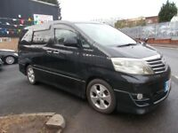 Toyota Alphard AUTOMATIC**FRESH IMPORT**IMMACULATE CONDITION**HUGE LEXUS SPEC**MUST SEE!!
