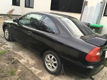2002 manual black Mitsubishi 8 months rego!!! Windale Lake Macquarie Area Preview