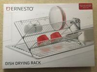NEW - Dish Drying Rack (Foldable)