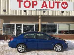 2006 Saturn ION 2 Midlevel Excellent on gas