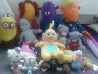 Soft toy joblot clearance