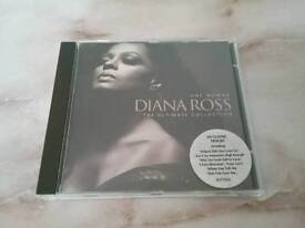 DIANA ROSS ONE WOMAN THE ULTIMATE COLLECTION NEW