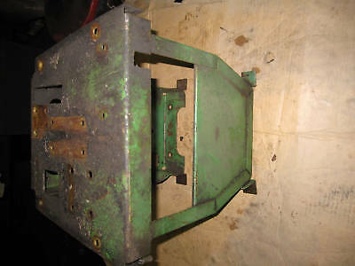 John Deere 1010 Tractor Lower Dash Assembly