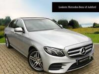 Mercedes-Benz E Class E 220 D AMG LINE PREMIUM (silver) 2016-04-22