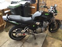 Tight and tidy, fast and loud bandit 6 for sale. Lots spent on bike. £1500 no offers. Collect only
