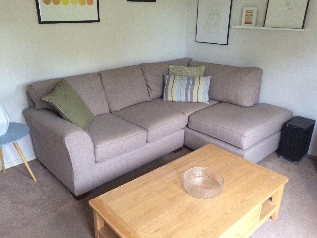 Next Michigan Corner Sofa In Lymm Cheshire Gumtree