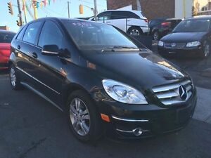2009 Mercedes-B 200 TURBO-PANO ROOF-EASY FINANCING--CERTIFIED