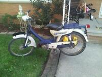 honda pc50e-d moped