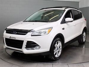2013 Ford Escape SEL AWD ECOBOOST TOIT PANO CUIR NAVI