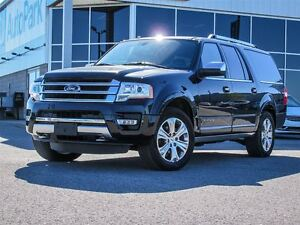 2017 Ford Expedition EcoBoost Platinum 4WD