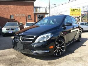 2013 Mercedes-Benz B-Class PanoramicRoof, AmbionLights, AllPower