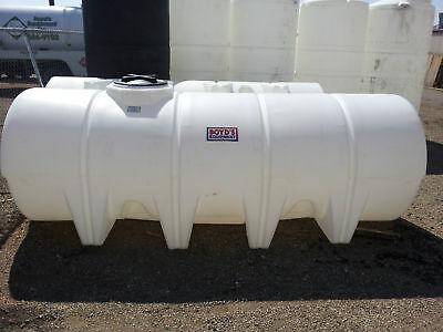1025 Gallon Poly Plastic Water Storage Leg Tank Tanks
