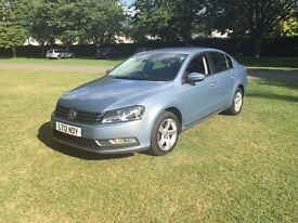Vw passat 2012 1.6 tdi bluemotion 1 owner full vw service