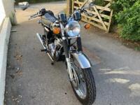 Norton Commando 850 Classic Motorbike