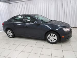 2014 Chevrolet Cruze LT TURBO LOW MILEAGE SEDAN WITH BACKUP CAME