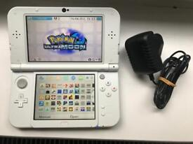 New 3ds xl with 64gb sd card