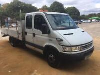 2005 55 iveco daily twin wheels 50c 14 hpi