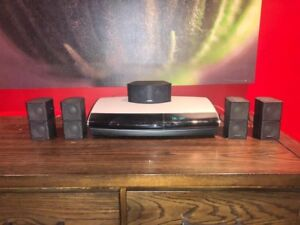 BOSE 5.1 Lifestyle 48 Series III DVD Home Entertainment System