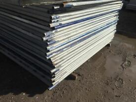 🔩 Solid Hoarding Panels ~ Site Security Fencing