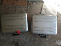Aluminum Panniers for BMW 650 GS
