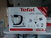 Tefal White Food Mixer Brand New £60