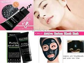 Shills Bamboo Activated Carbon Blackhead Removal Mask