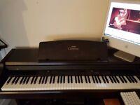 Clavinova. Full Size Piano, Weighted keys.