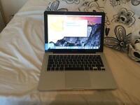 "MacBook Pro 2012 13"" upgraded"
