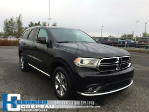 2014 Dodge Durango Limited **TOIT, GPS, HITCH + PLAN D'OR**