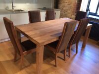 Henders & Hazel Dining Table and Chairs