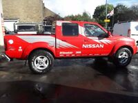 nissan navara 4x4 crew cab pick up