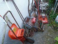 defunct lawn mowers