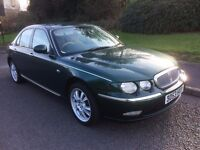 Rover 75 2.0 CDT Club, BMW CHAIN ENGINE no cambelt change required, VERY economical, MOT October