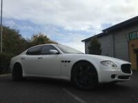 WANTING TO BUY Maserati quattroporte 4.2 or 4200gt