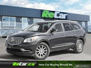 2017 Buick Enclave Leather AWD | 7-PASSENGER | HEATED LEATHER