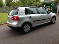 Volkswagen Golf 2L diesel same owner from new hpi clear excellent drive