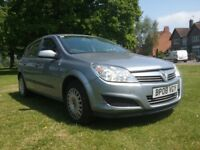 **VERY GOOD HISTORY**2008 VAUXHALL ASTRA 1.3 CDTi 16v LIFE 5 DOOR HATCHBACK**1 OWNER+12 MONTHS MOT**