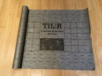 TIL-R Pitched Roof Underlay – Breathable Felt 20 Metres (New)