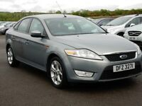 2007 ford mondeo 1.8tdci 125 bhp zetec, motd nov 2018 all cards welcome