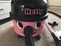 Hetty Vacuum Cleaner