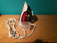 Russell Hobbs Iron excellent condition, less than 1 yr old