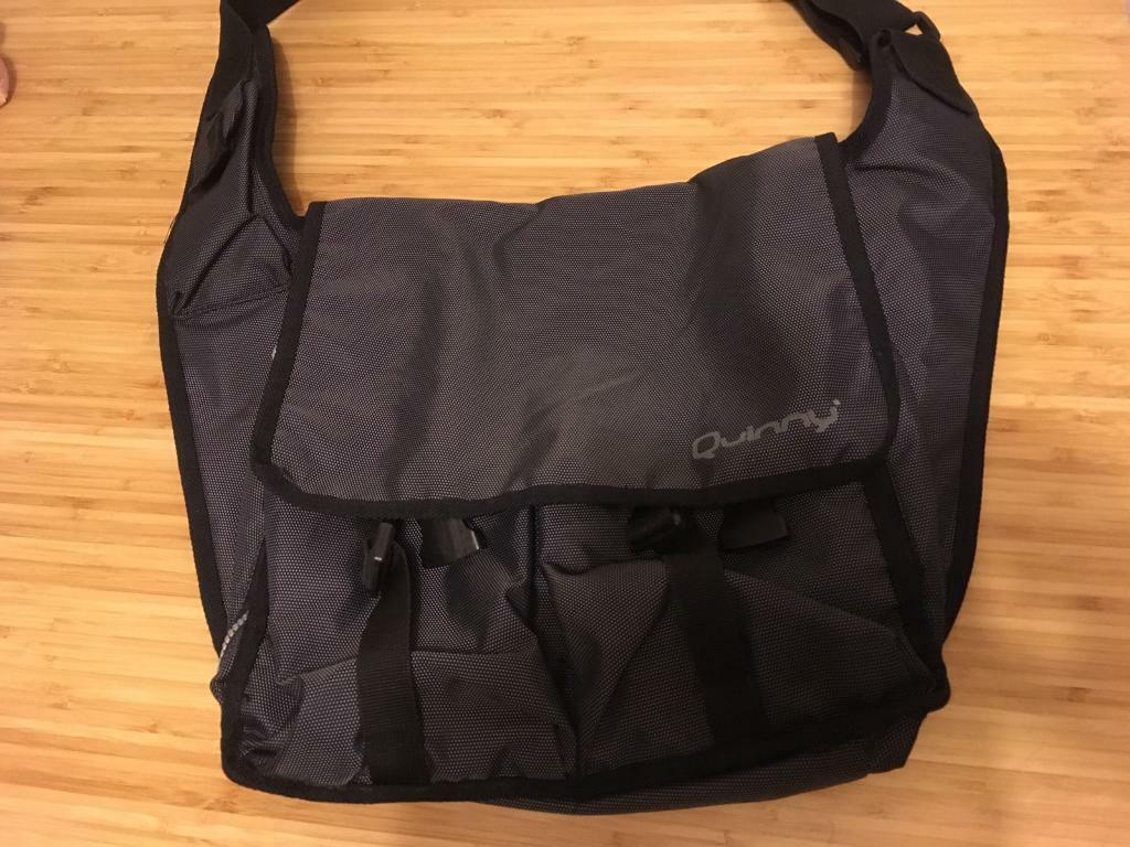 Quinny change bag