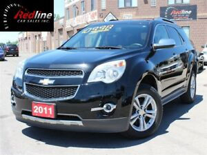 2011 Chevrolet Equinox 2LT Leather-Camera-Sunroof