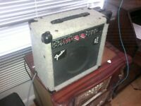1980's Fender Rad guitar amp,