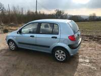 HYUNDAI GETS 1.4 2007 VERY ECONOMICAL DRIVES THE BEST LONG MOT